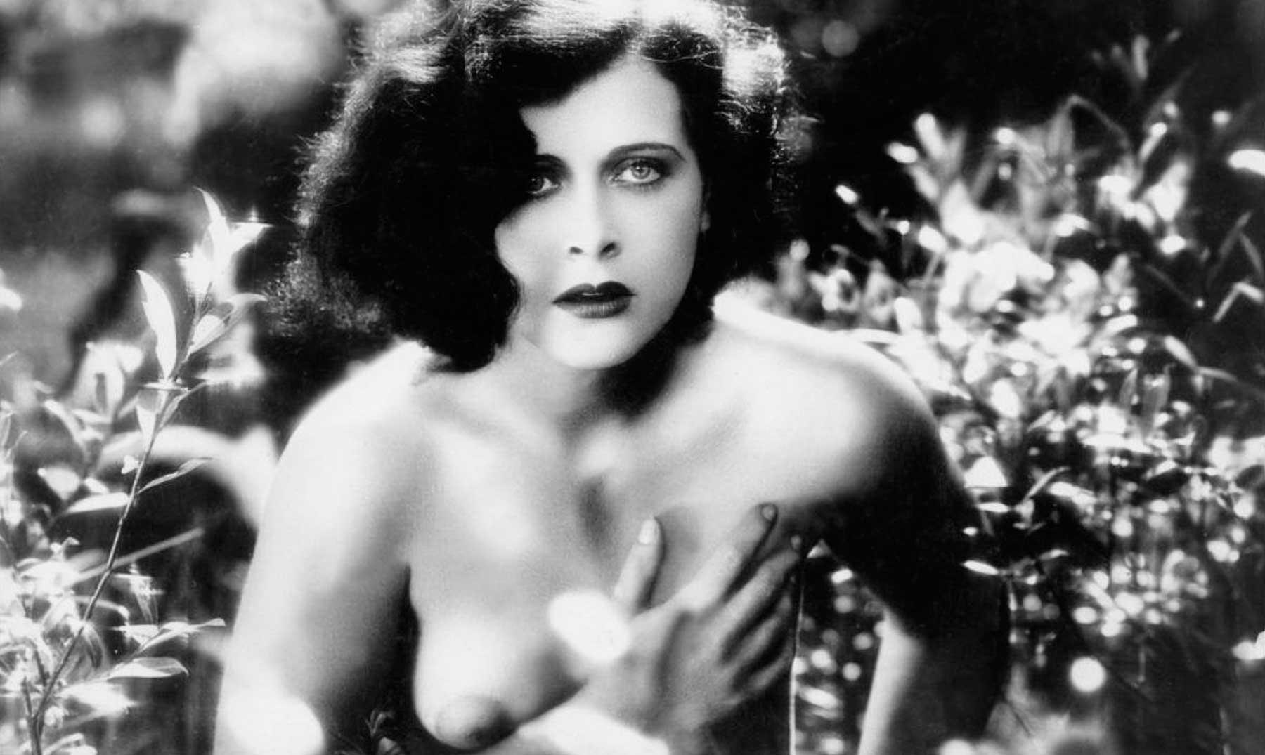 Hedy Lamarr, la actriz que inventó el Wifi e hizo el primer desnudo