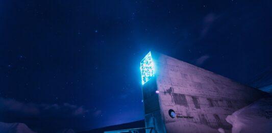 La bóveda del fin del mundo, El arca de Noe Vegetal