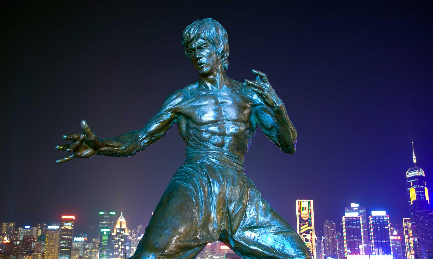 La ciencia explica el 'Golpe de la pulgada' de Bruce Lee