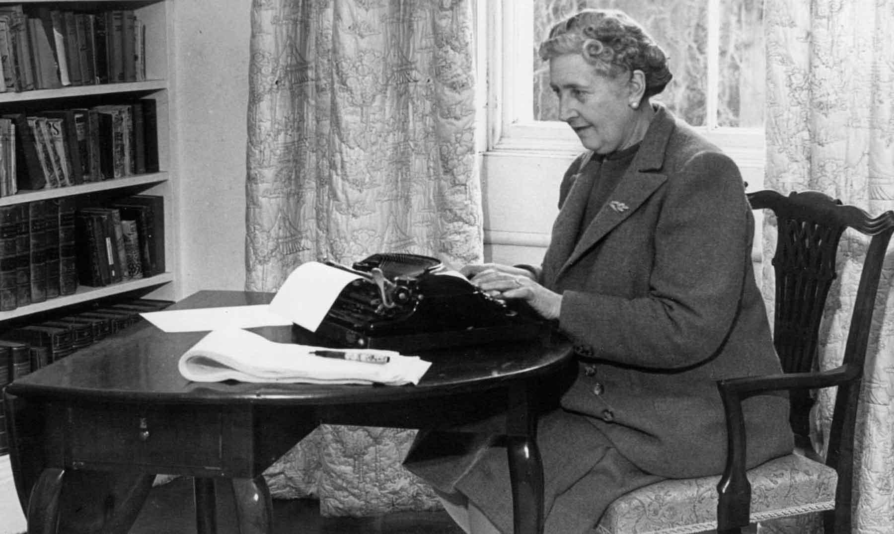 La vida de Agatha Christie fue su inspiración