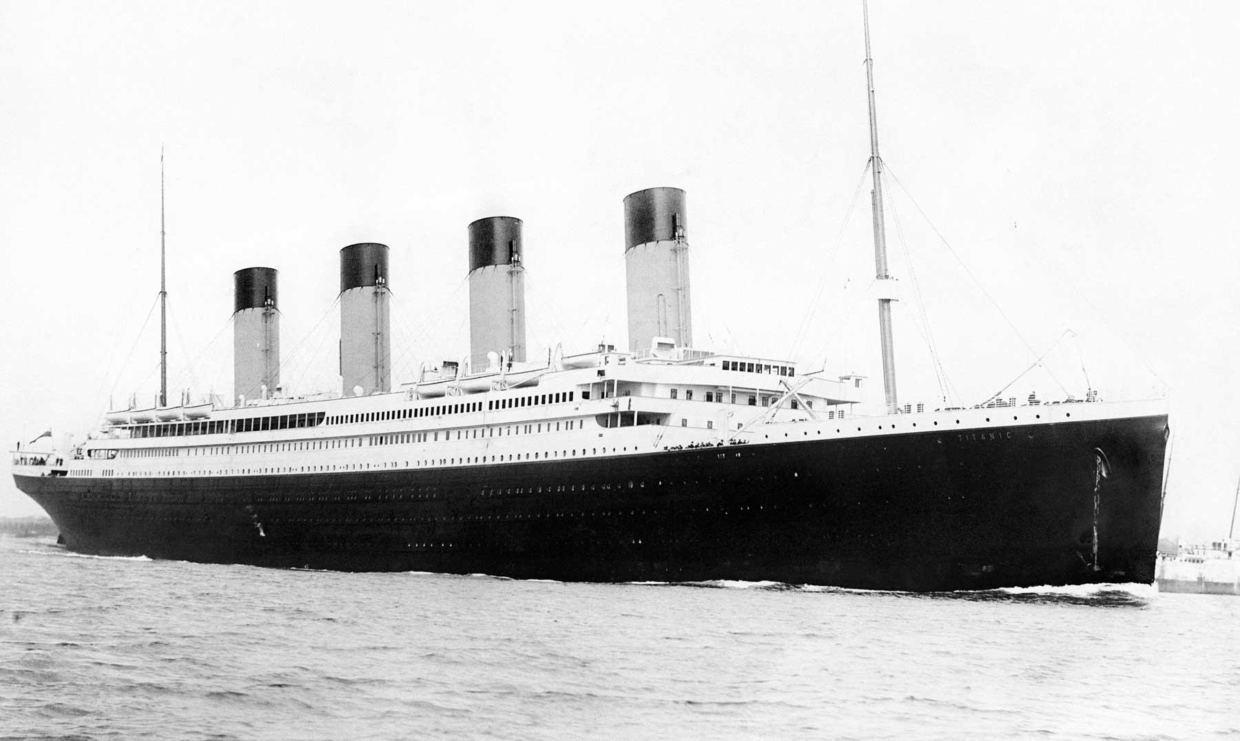 """Sin resolver el caso de la """"niña perdida del Titanic"""""""