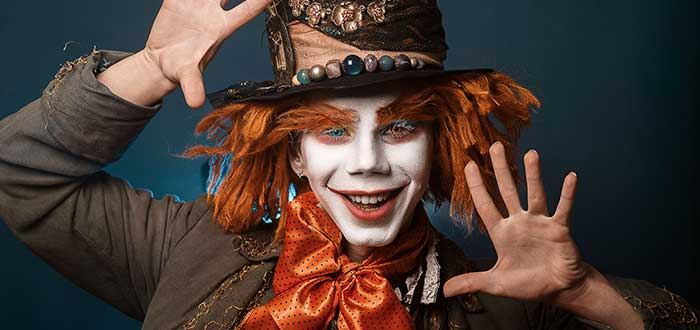 disfraz de sombrerero loco, disfraces para niños