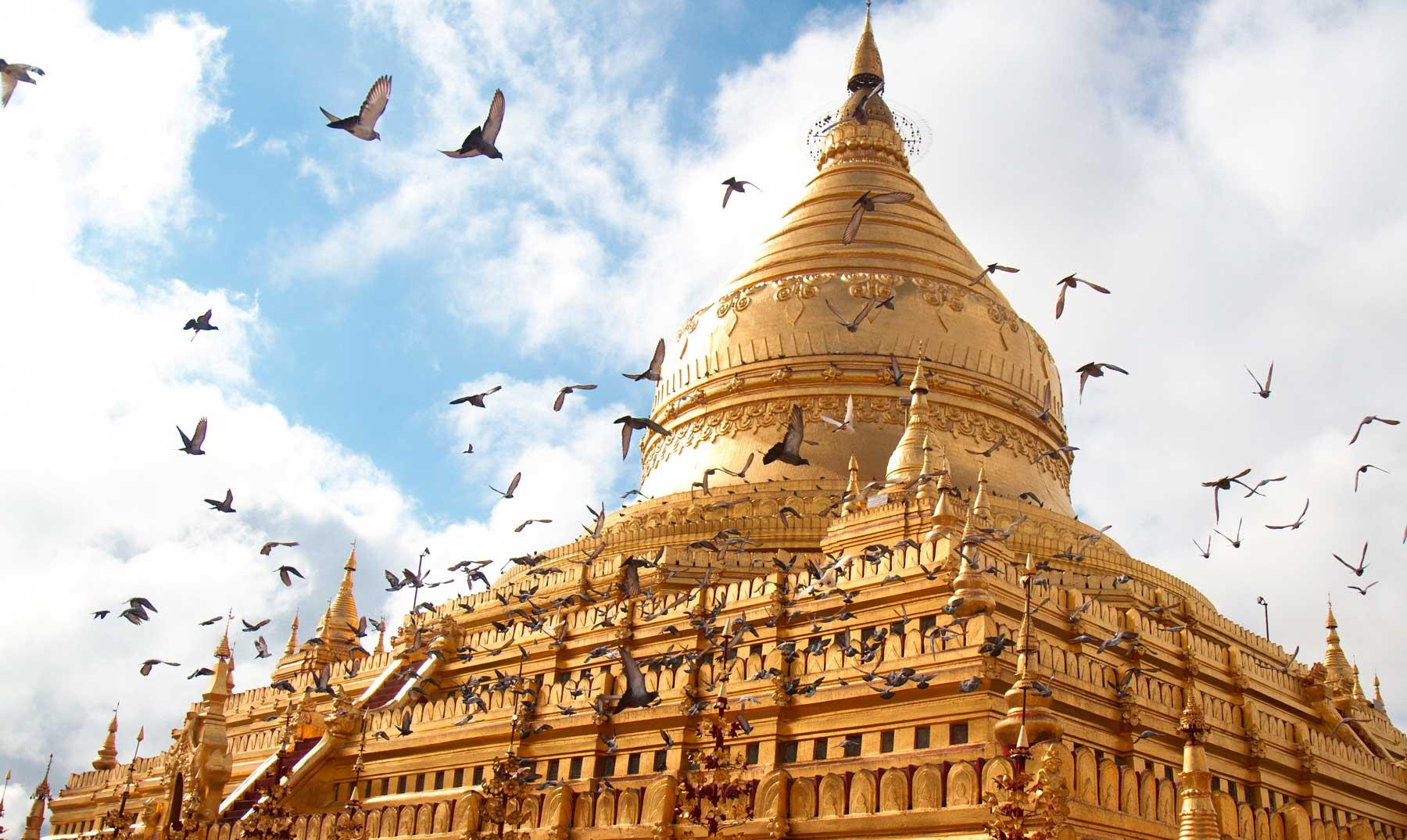 Bagan, el mágico reino de los  templos