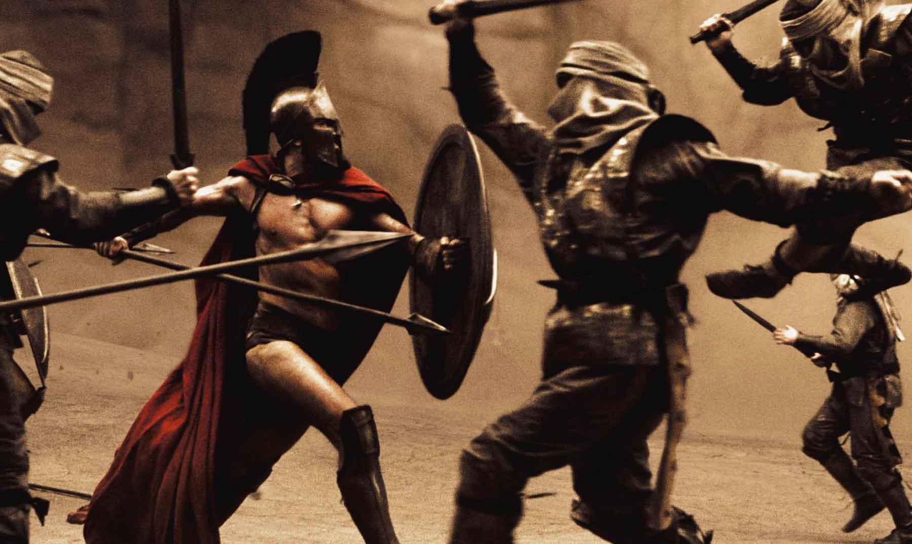 Grandes batallas de la historia  Batalla de las Termópilas