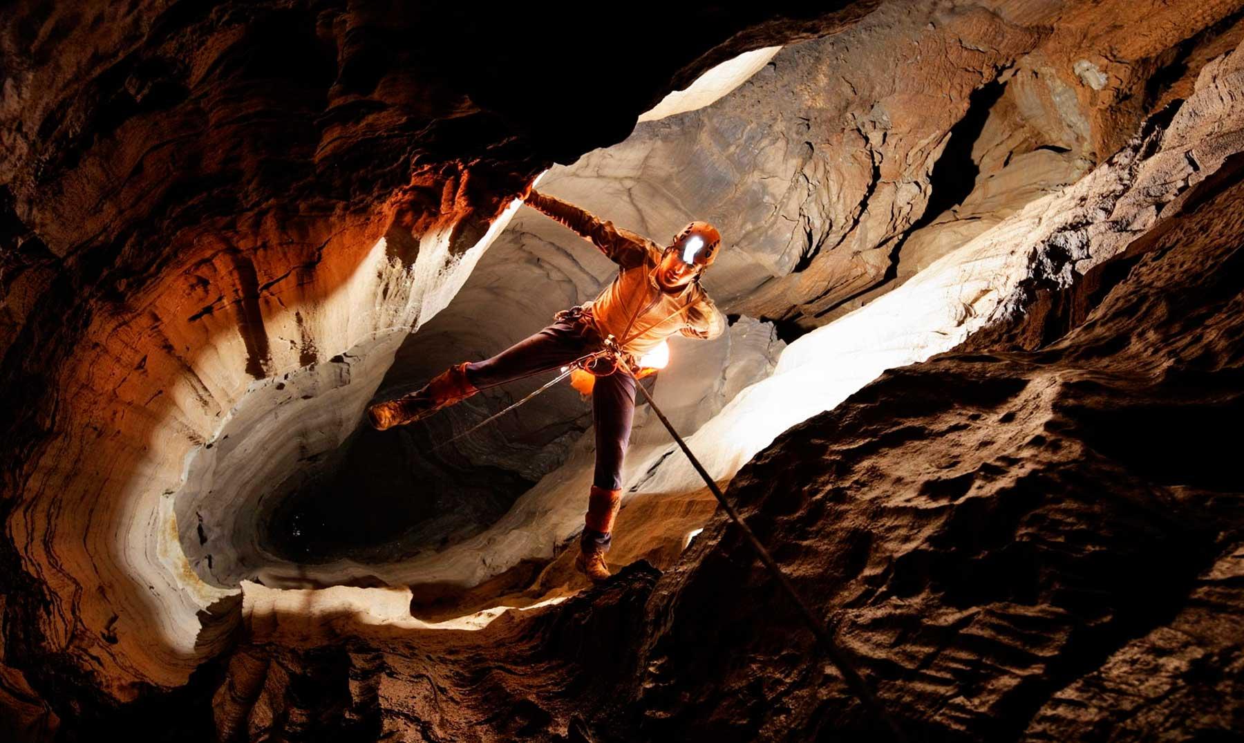 La cueva más profunda del mundo