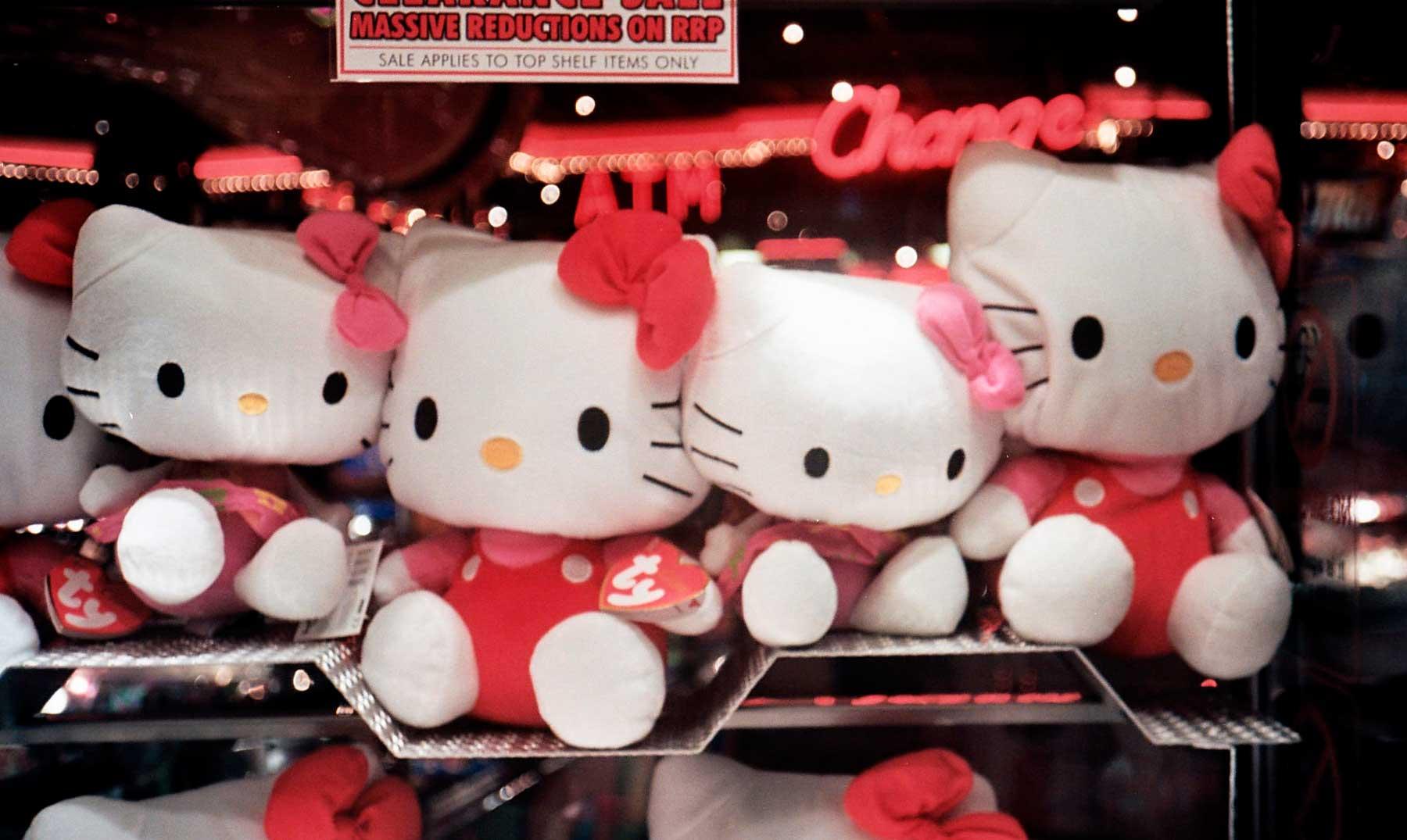 La curiosa leyenda urbana sobre Hello Kitty
