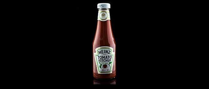 historia del ketchup