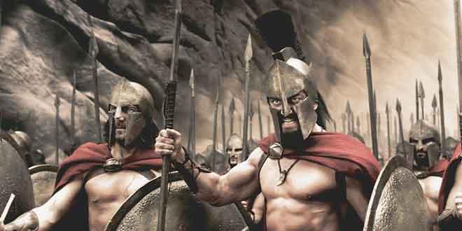 Resultado de imagen de batalla de termopilas