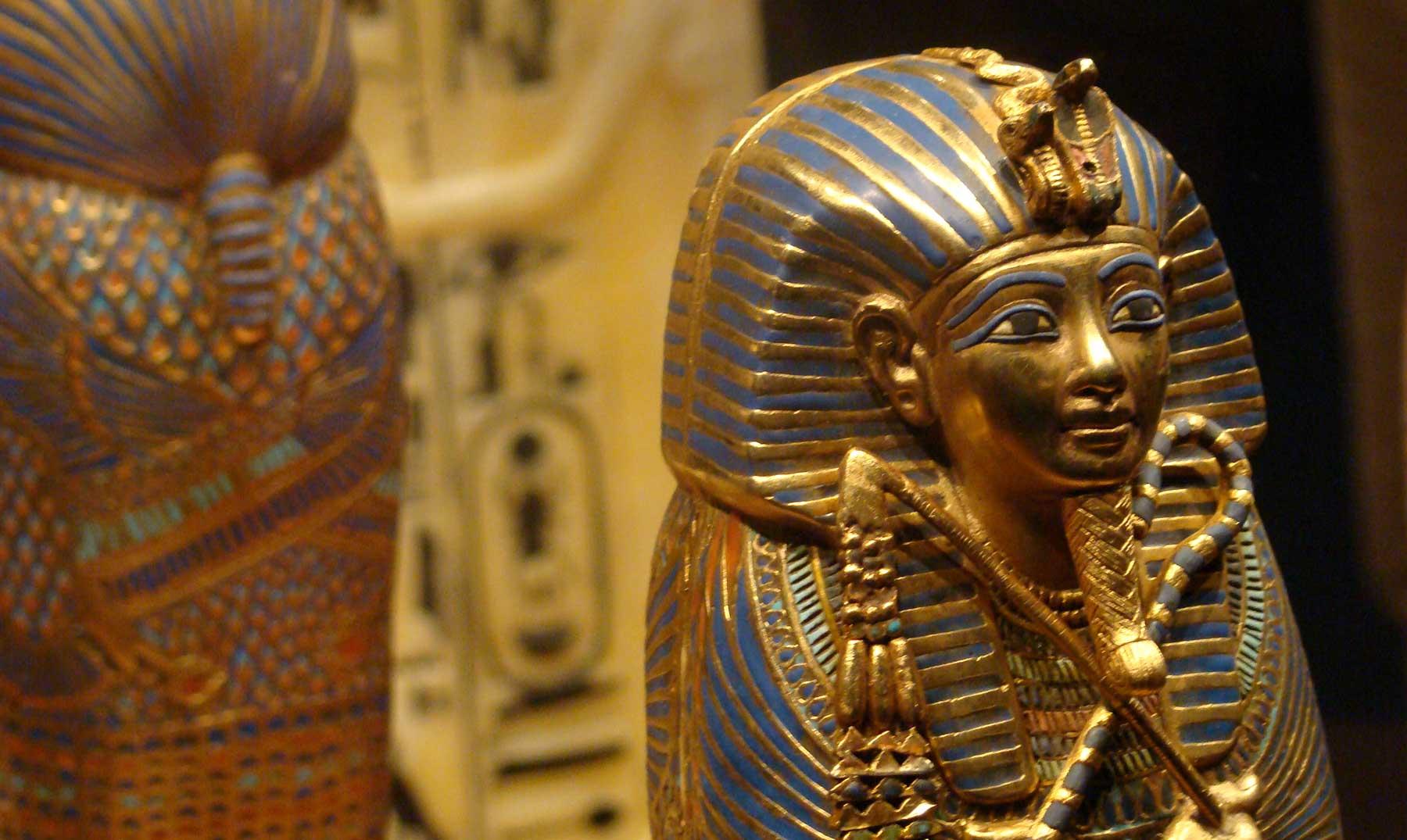 tuvo tutankamon dos hijas gemelas