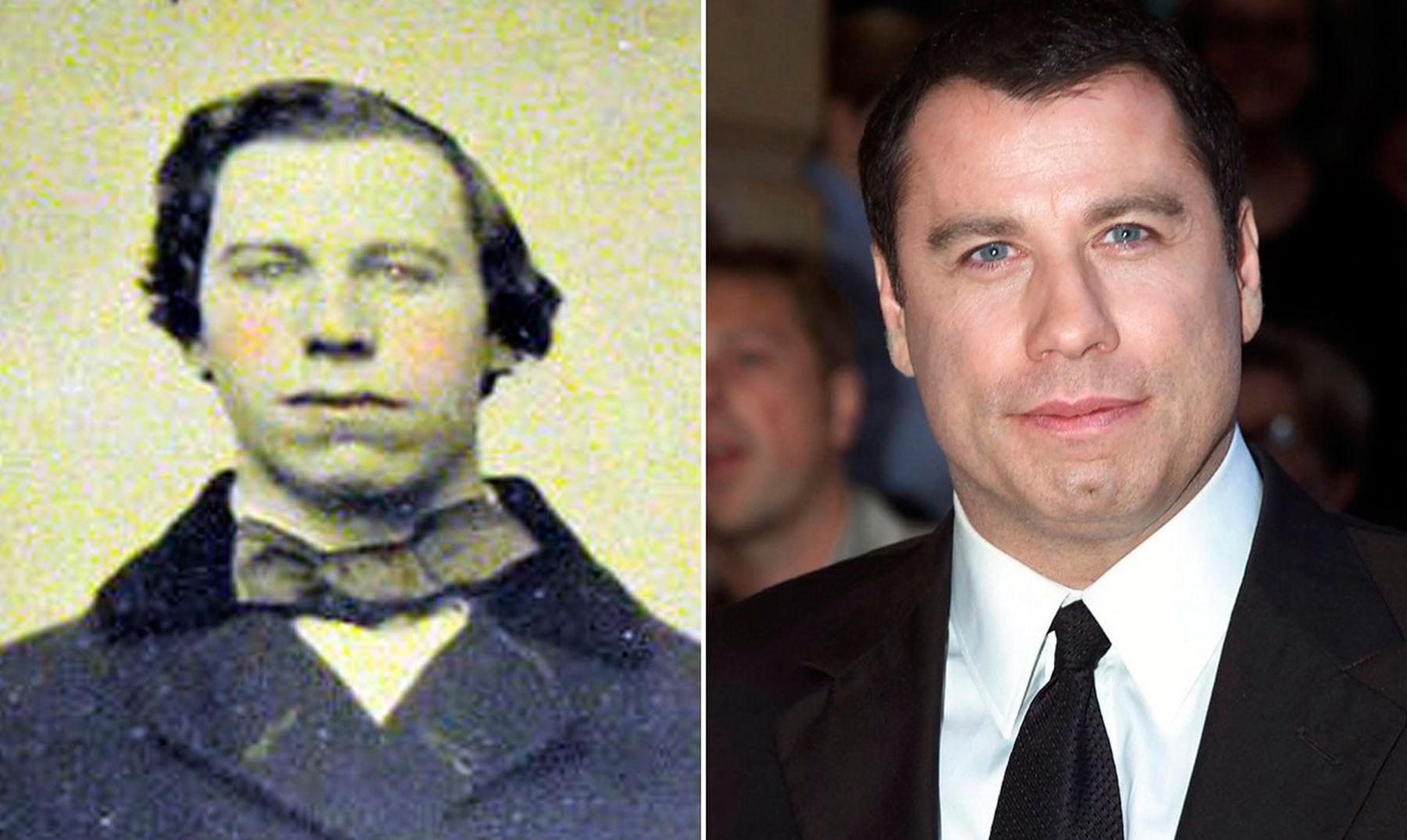 ¿Son Nicolas Cage y John Travolta viajeros del tiempo?