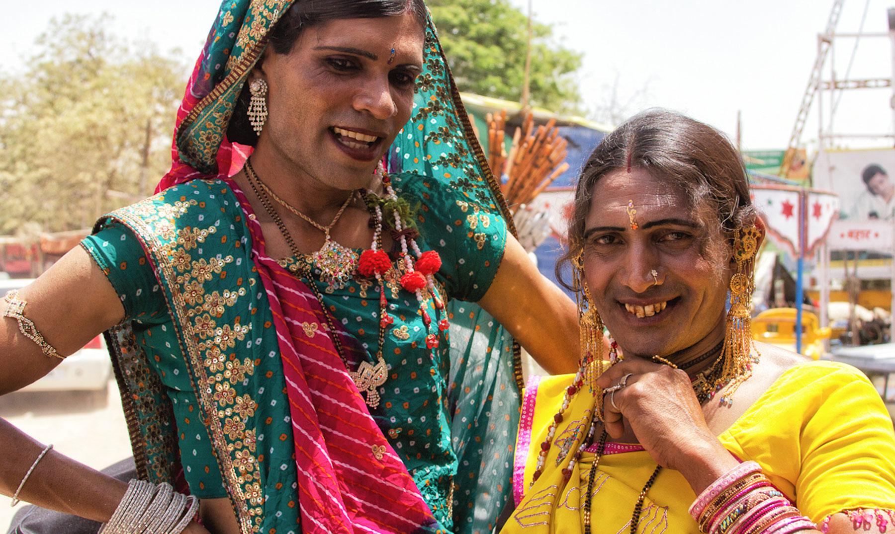 El templo de los transexuales de la India