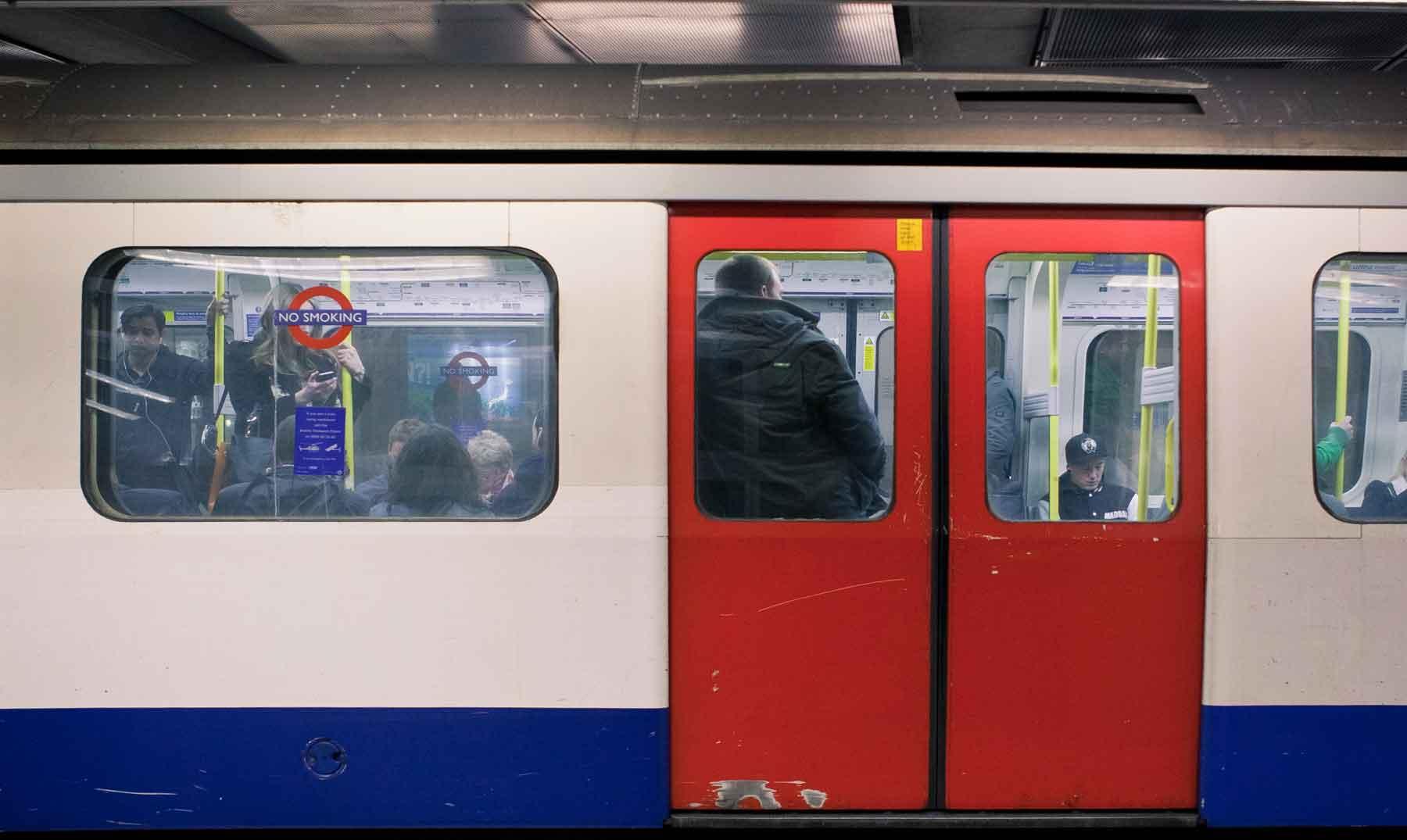 La historia misteriosa del metro de Londres
