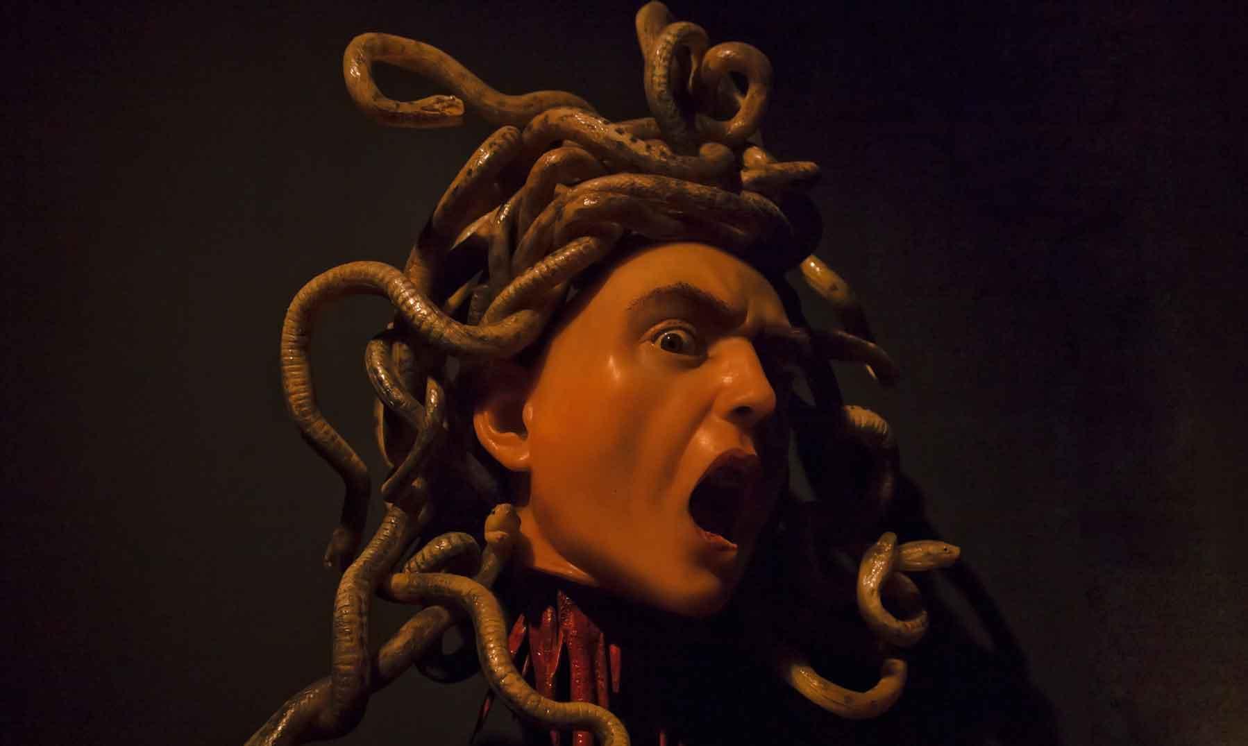 Medusa, el mito que fascinó a los grandes maestros