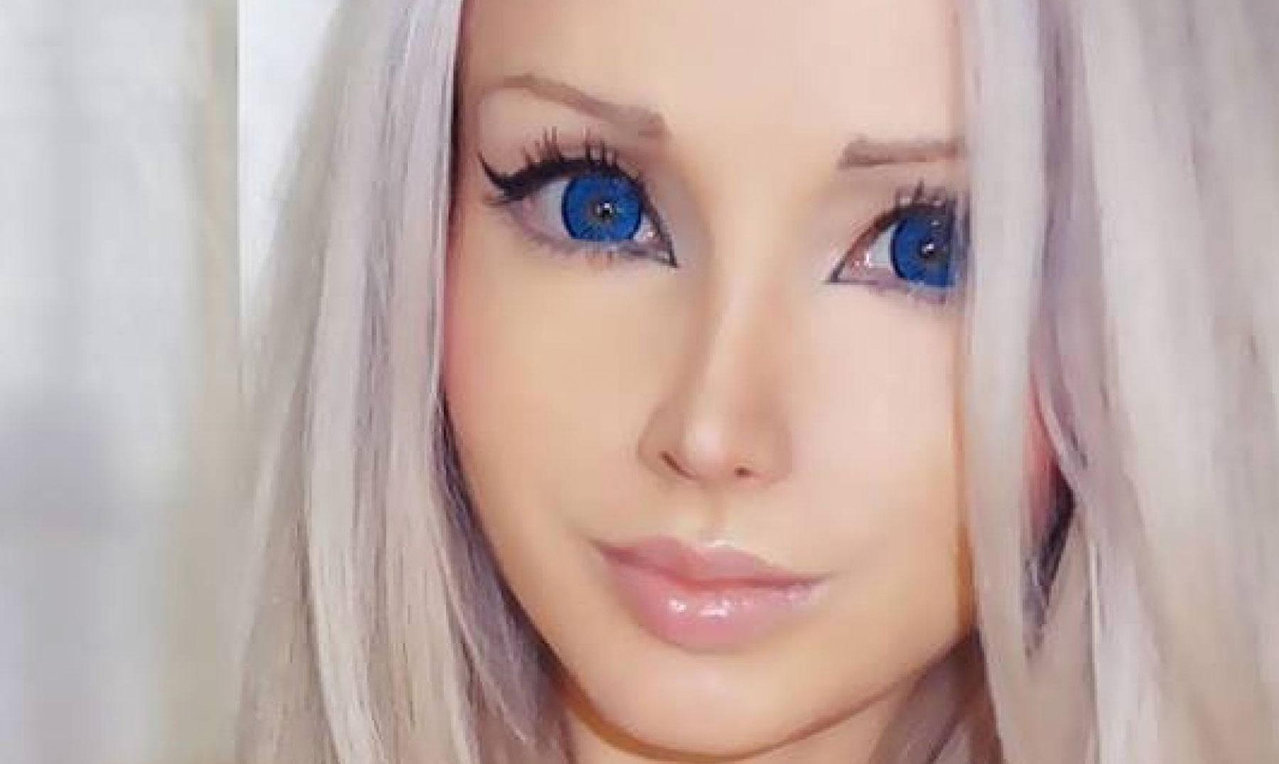 Valeria Lukyanova, la mujer Barbie
