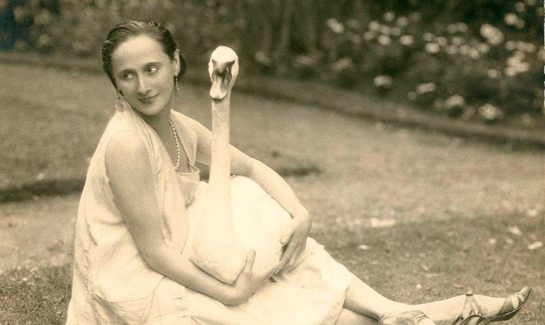 Anna Pavlova la bailarina que se obsesionó con los cisnes