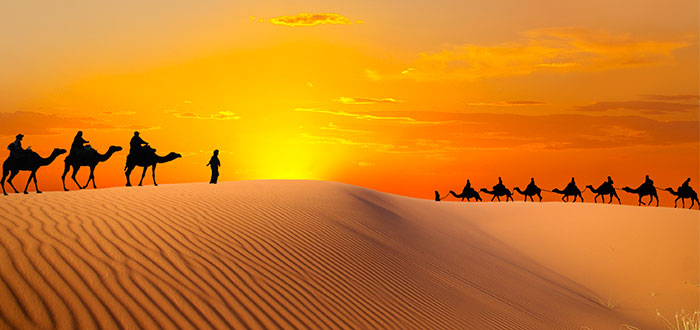 como se convirtio el sahara en un desierto 2