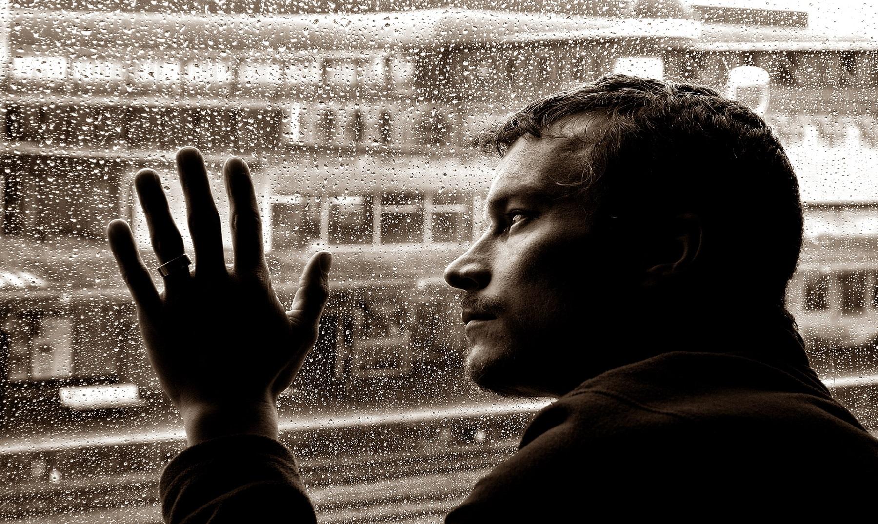 william james sidis, retrato de hombre ilustrando tristeza