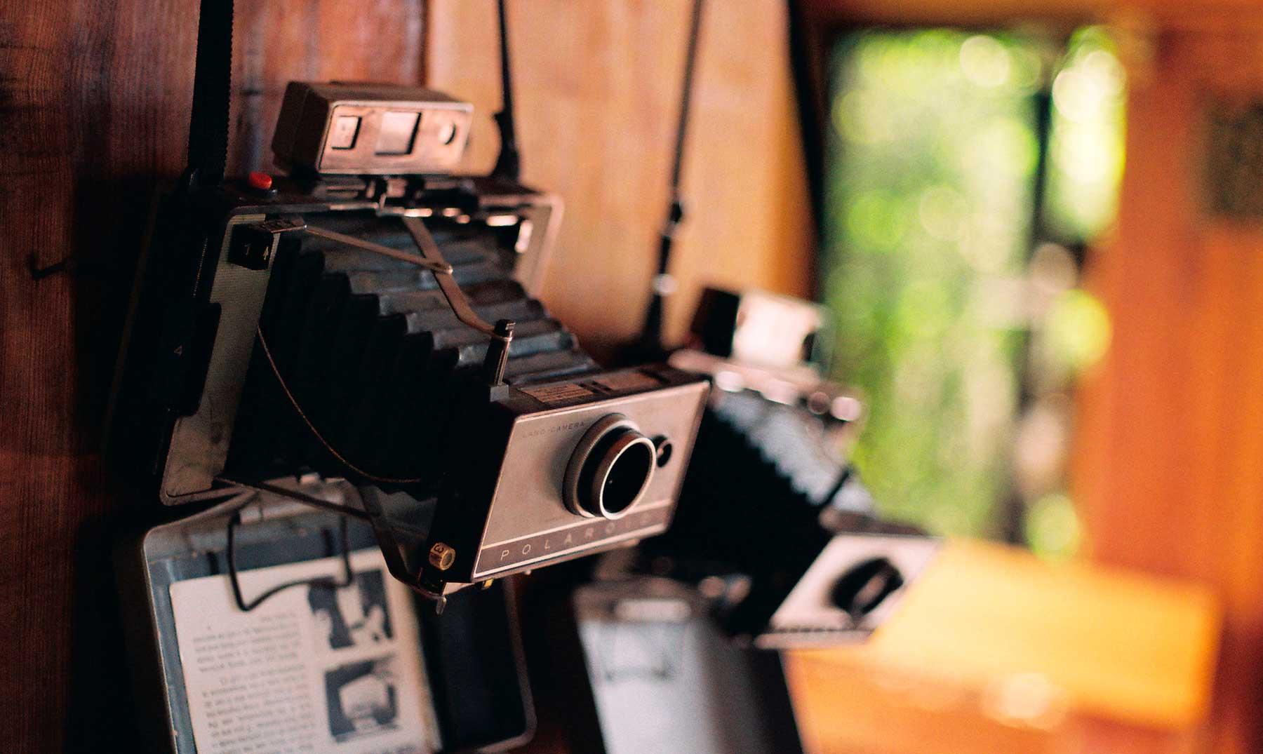 Cómo se inventaron las fotos instantáneas Polaroid