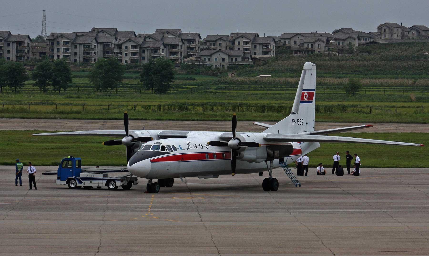 Air Koryo, la peor aerolínea del mundo