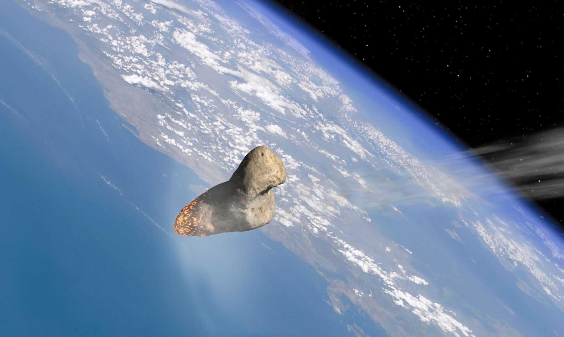 Asteroides, ¿el fin del mundo?
