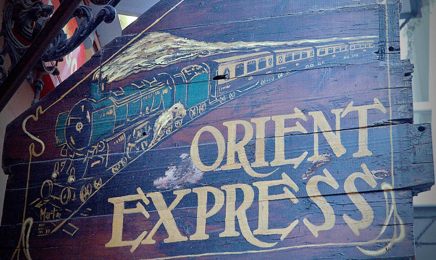 Cartel orient express
