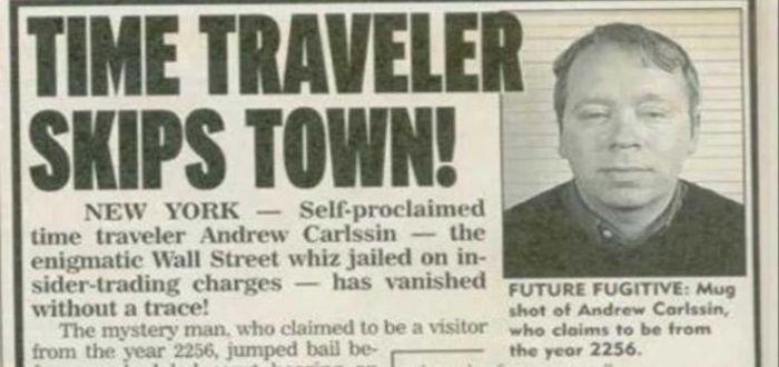 Andrew Carlssin