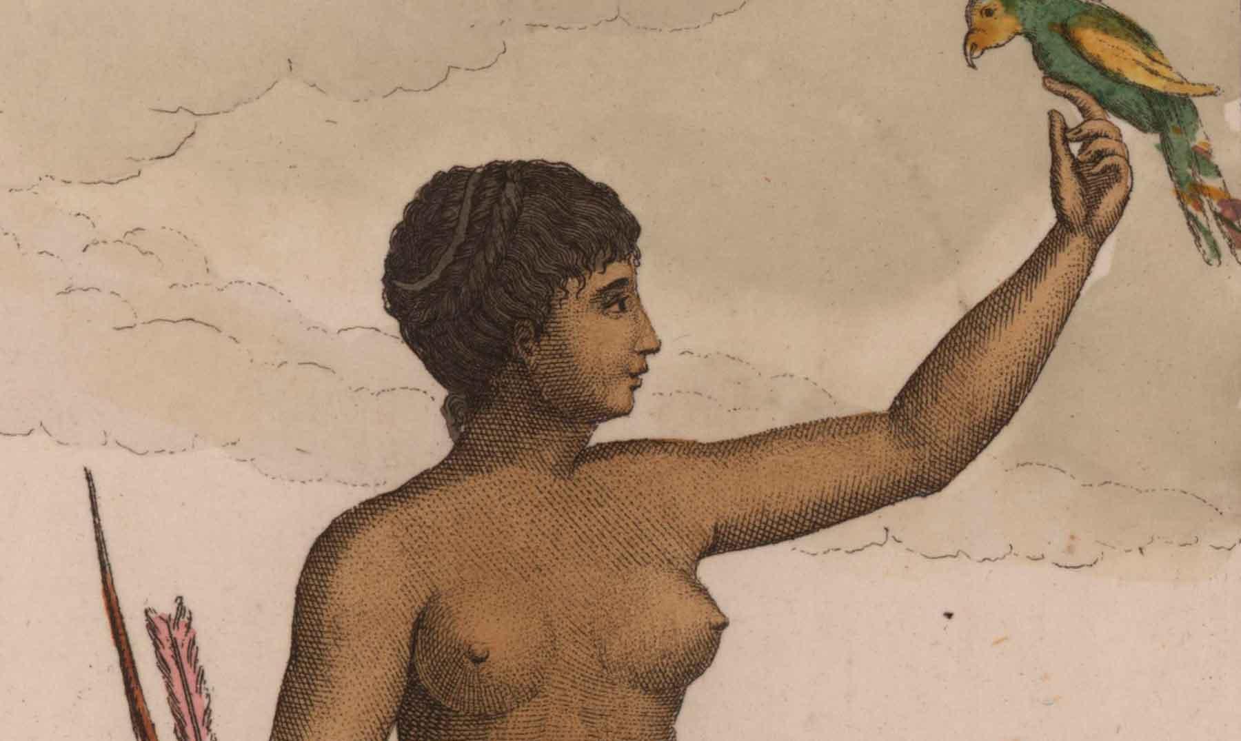 El origen mitológico del lago más grande de Sudamerica