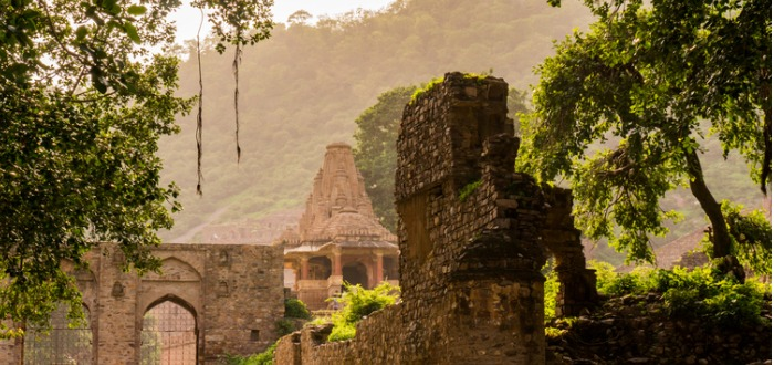 palacio de Bhangarh