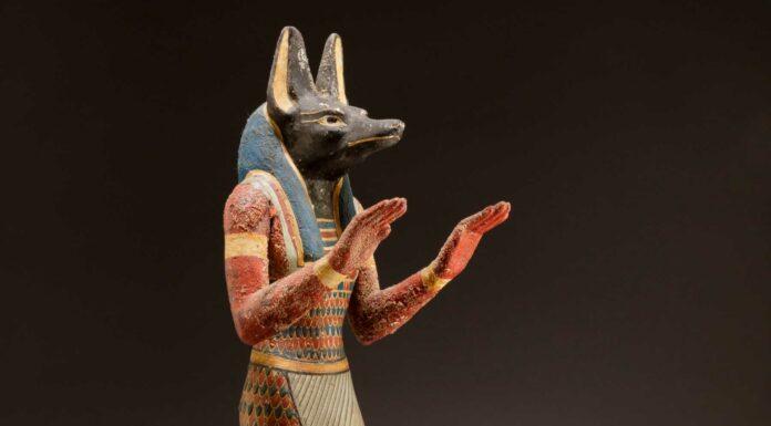 anubis dios egipcio