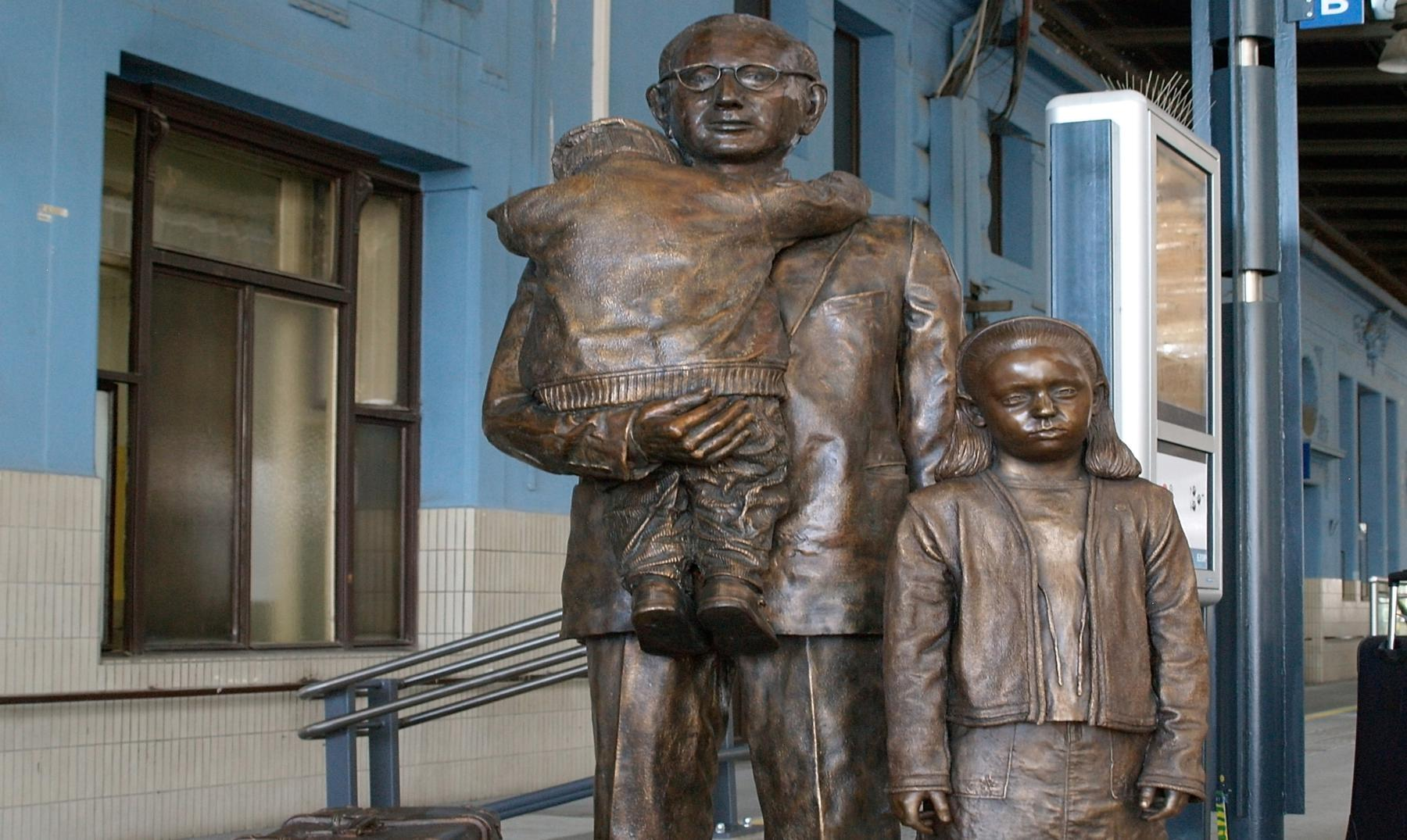 El hombre que salvó a 669 niños del holocausto nazi