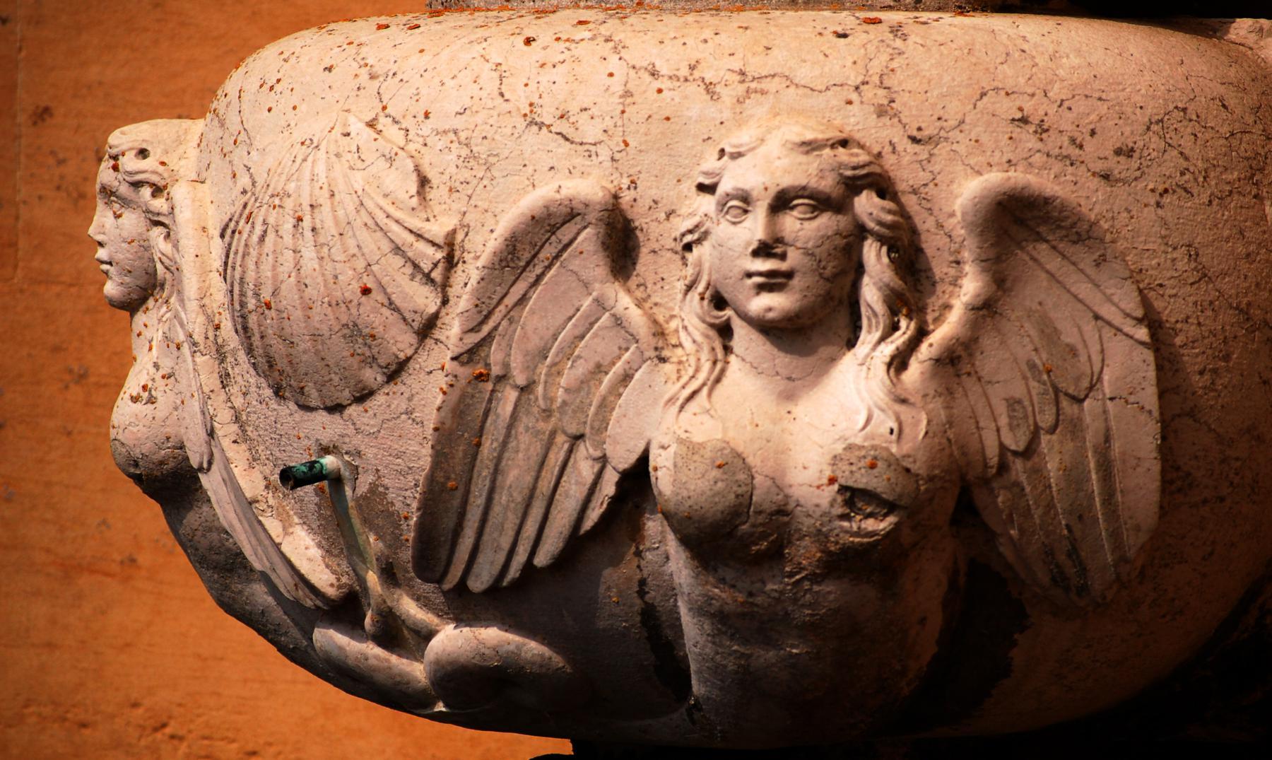 mitologia arpias