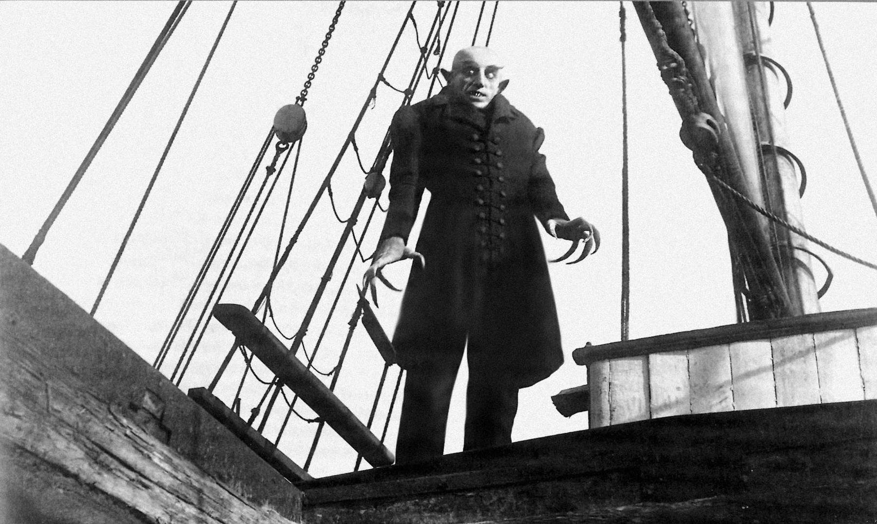Vampiros reales en el cine (I): Max Schreck