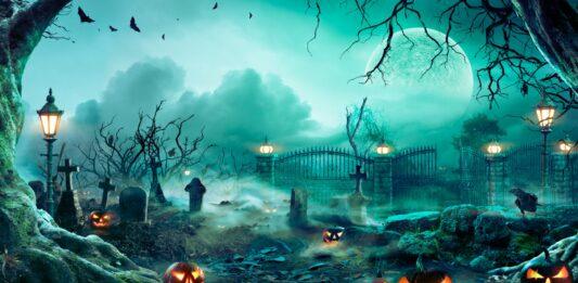 mejores lugares para pasar Halloween