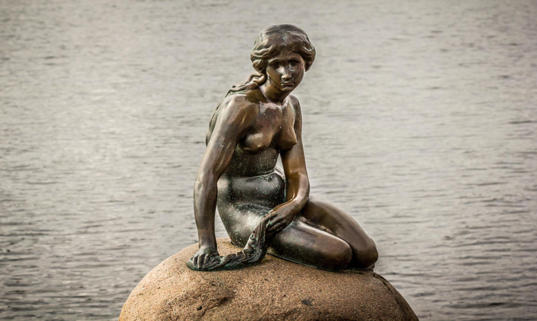 La verdadera historia de la Sirenita de Copenhague