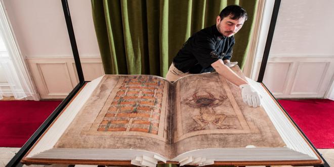Biblia del Diablo, Codex Gigas
