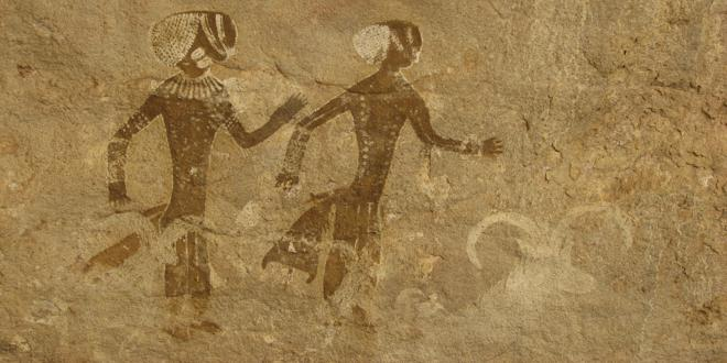 Pinturas rupestres de Tassili