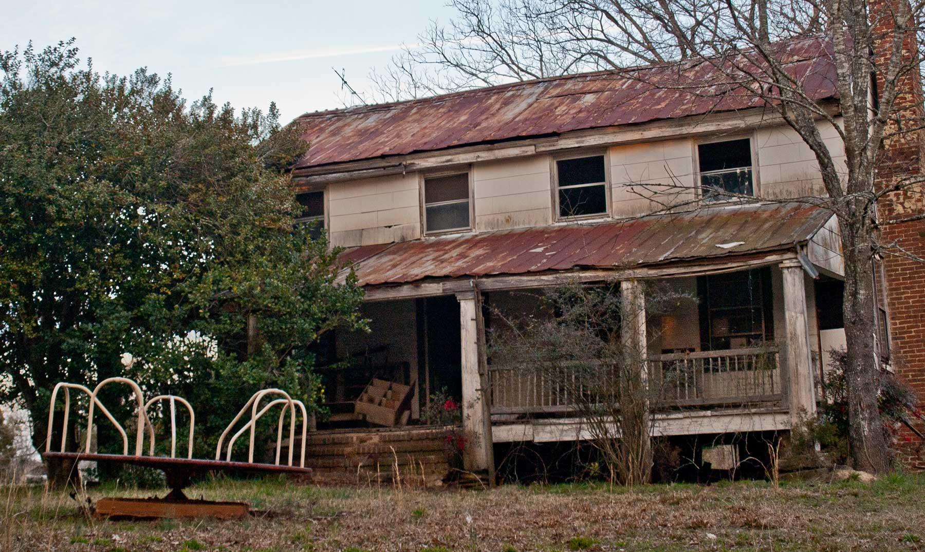 10 factores para detectar una casa embrujada