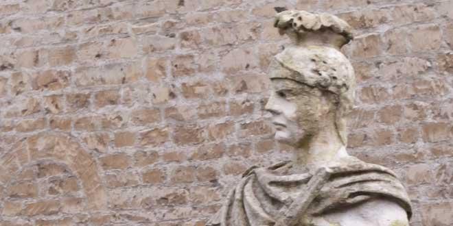Julius Agricola, baños romanos de Bath, Inglaterra