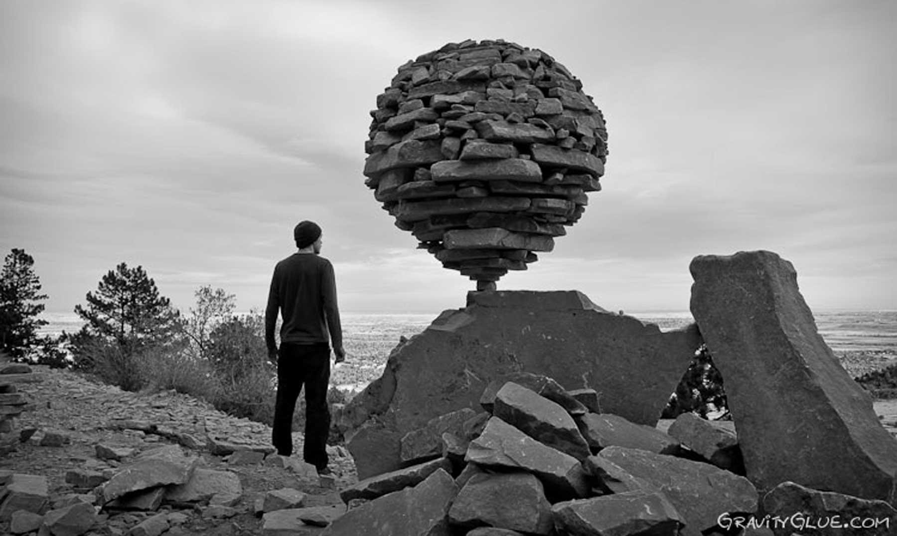 Equilibro imposible, el arte de Michael Grab