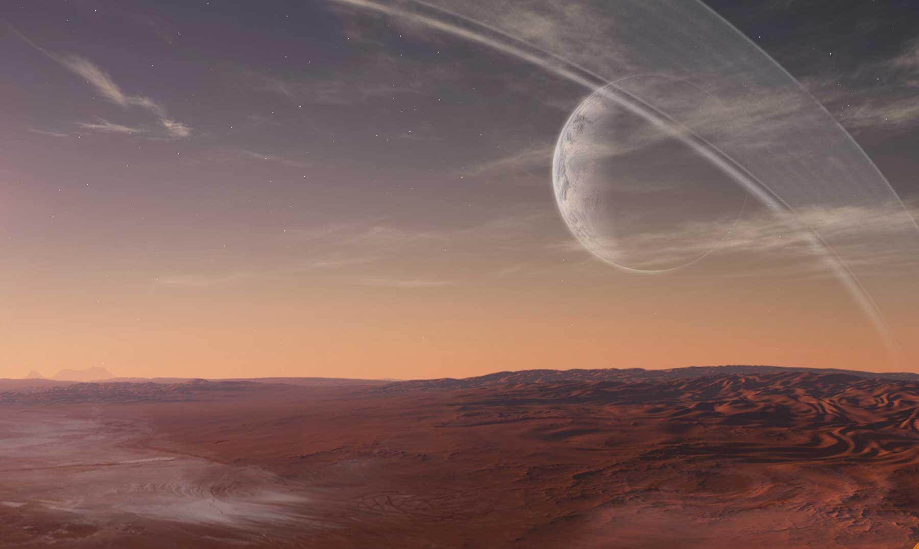 ¿Existe vida más allá de la Tierra?