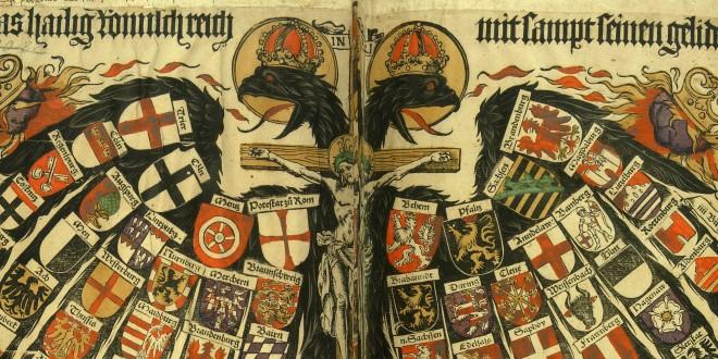Escudo del Sacro Imperio Romano-Germánico