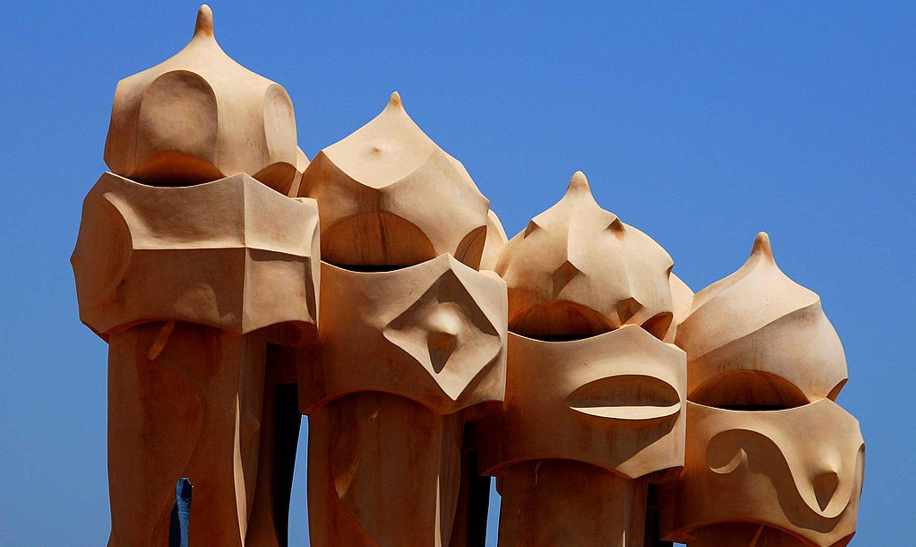 Gaudí y el rascacielos más alto del mundo