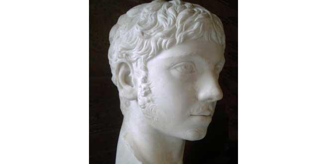 Español: Heliogábalo (Heliogabalus / Elagabalus / Elagabal). Museos Capitolinos, Roma.