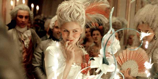"""Clip de la película """"Marie Antoinette"""" de Sofía Coppola (2006)"""