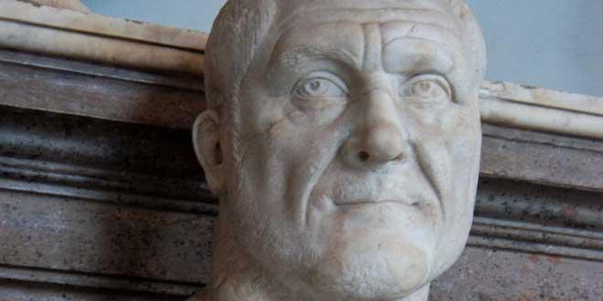 Gaius Julius Verus Maximinus 173 – 238 d.C., Museo Capitolino de Roma