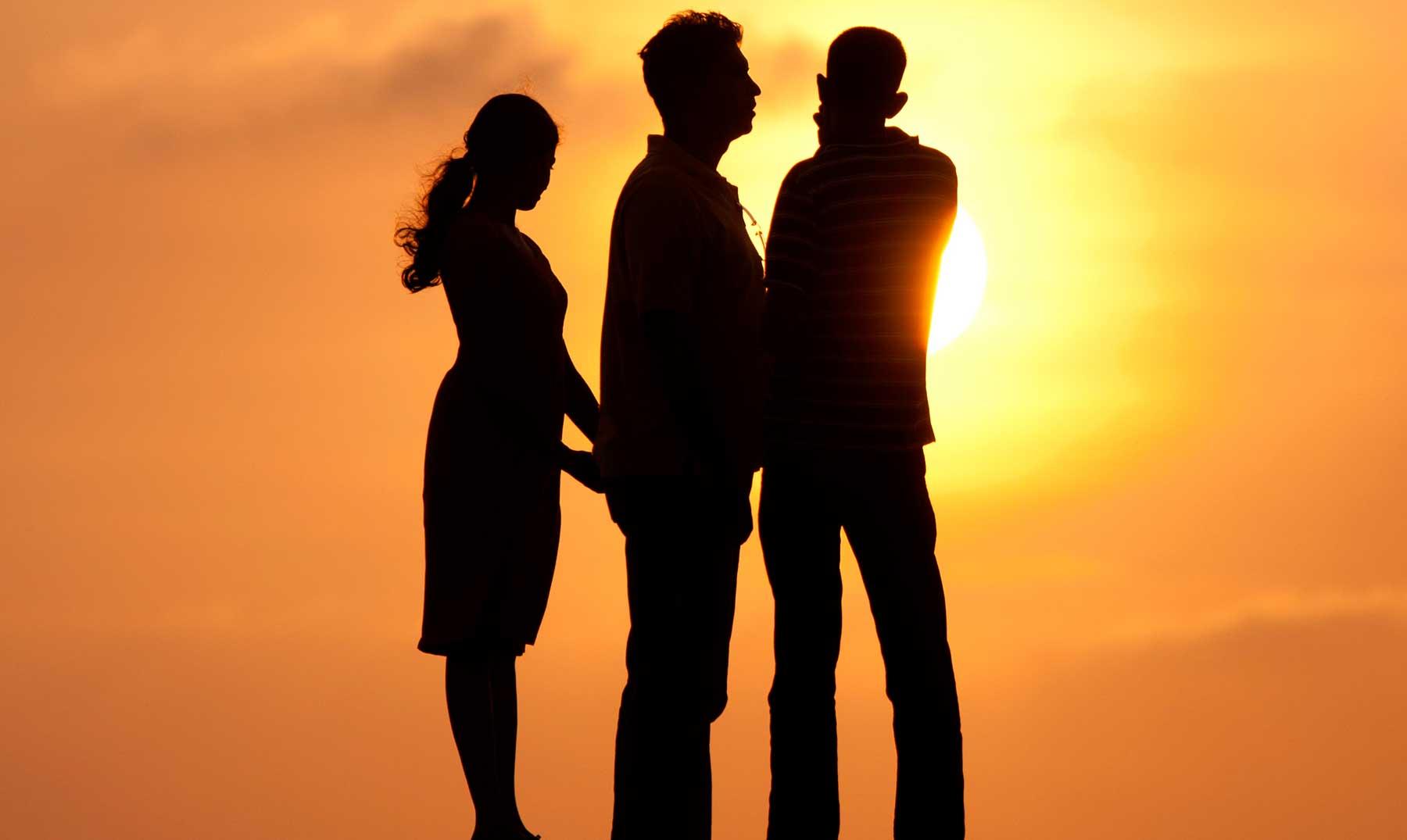 Mellizos de dos padres distintos, ¿mito o realidad?