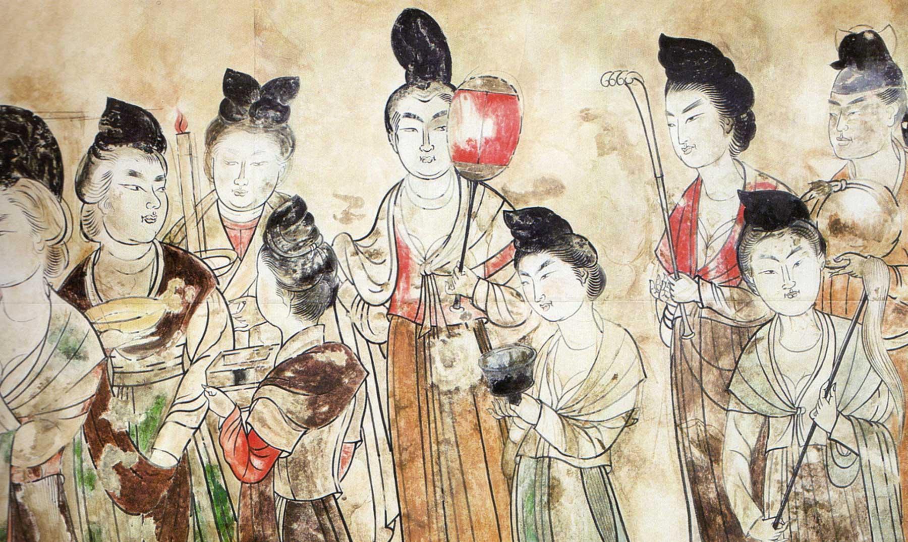 La historia de los pies de las mujeres chinas