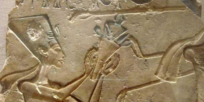 Nefertiti, Ofrenda