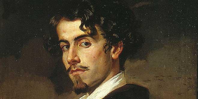 Retrato de Gustavo Adolfo Bécquer por su hermano Valeriano (1862)