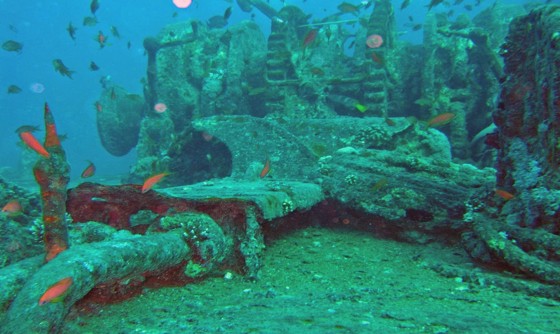 Increíbles barcos hundidos: la historia del SS Thistlegorm